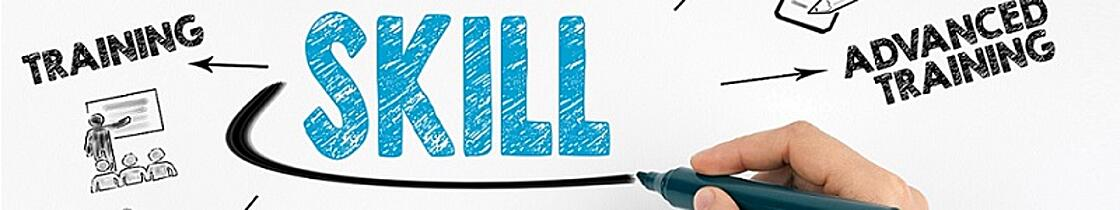 skill header for newsletter